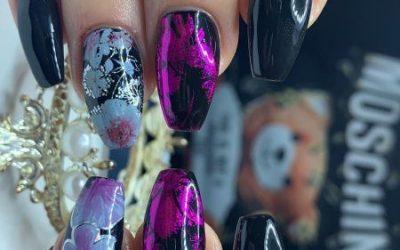 Acrygel nails