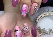 Summer Nails Gel